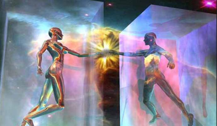 QuantumPhysicsEnergyHeartManWoman